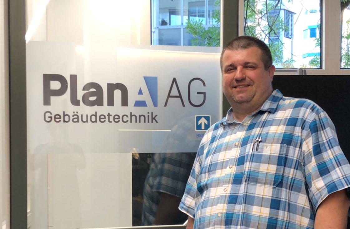 Die PlanA AG bietet ausgeprägte Kompetenzen in den Bereichen Gebäudetechnik, Lüftungen, Komfortlüftungen, Lüftungsanlagen, Anlagenbau und Klimageräte.